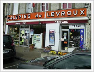 dépot Ecolencre a Levroux